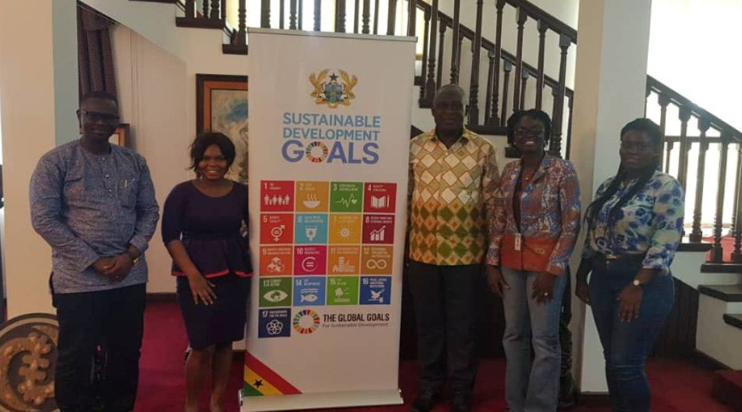 UNFPA and Ghana's SDGs Advisory Unit held Joint Preparatory Meeting